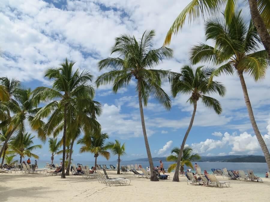 Beach in the Dominican Republic Luxury Bahia Principe Ambar