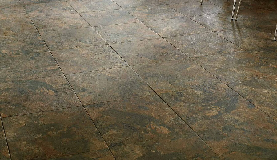 luxury vinyl tile from Armstrong