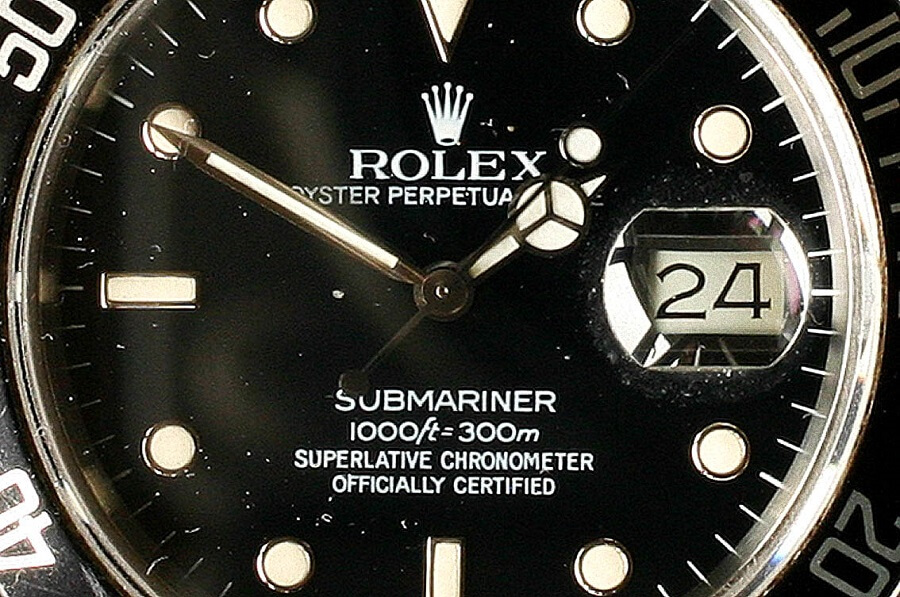 Rolex Submariner 300m Chonometer Rolex Submariner