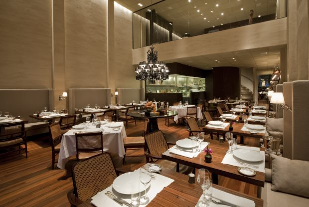 brazil d.o.m. luxury restaurant