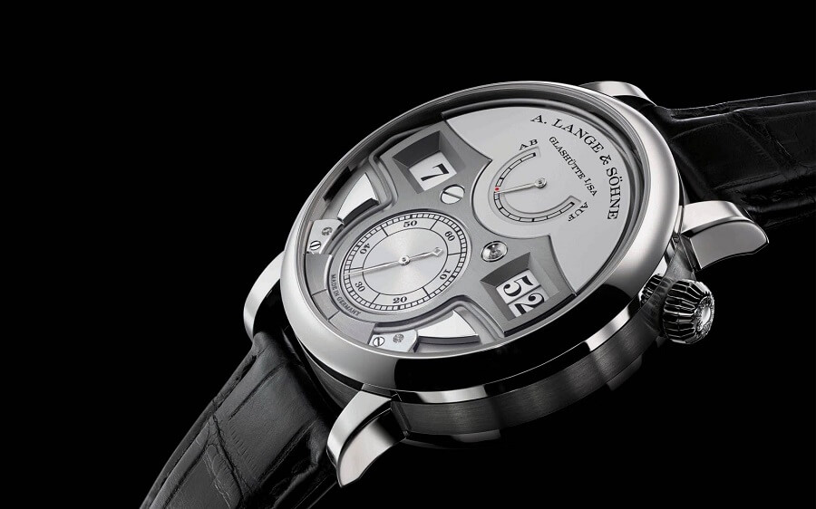 A.Lange and Sohne Zeitwerk Minute Repeater luxury watches for men