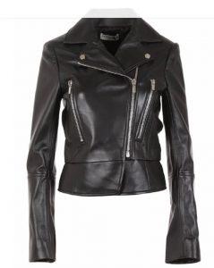 Balenciaga Leather Jacket luxury leather goods