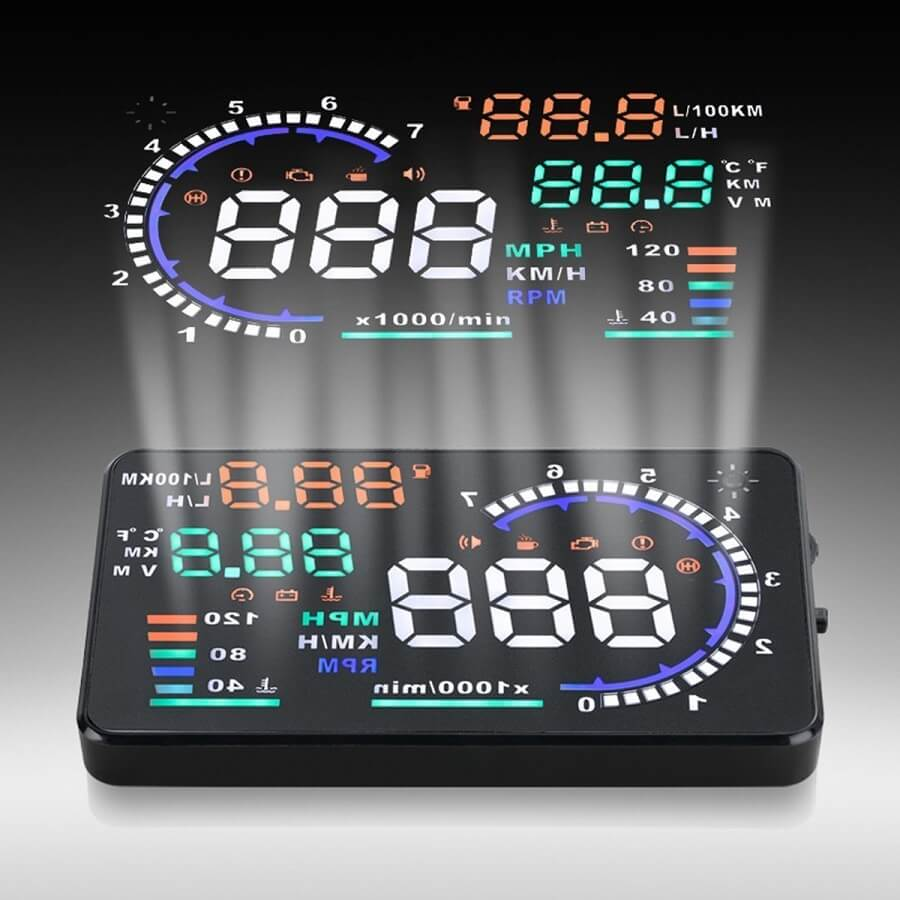 Head up Display for Cars interior car accessories