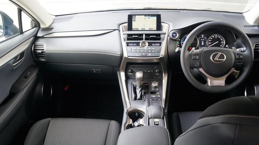 Lexus NX affordable luxury cars