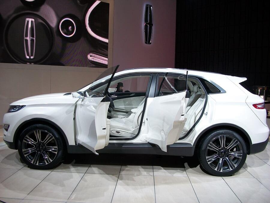 Lincoln SUV luxury car market