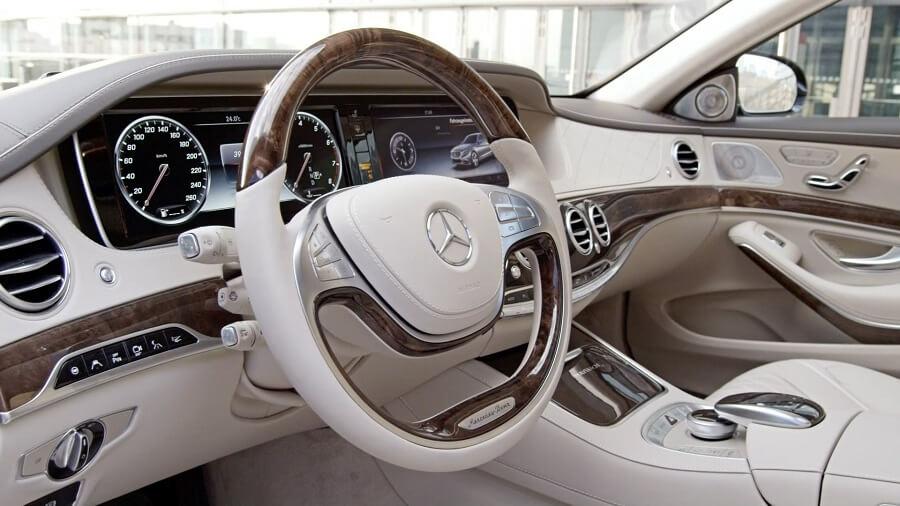 luxury car seats