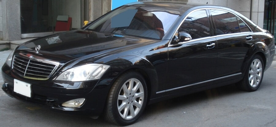 Mercedes Benz S-Class luxury affordable cars