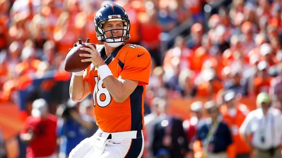 Peyton Manning Super Bowl Moment Broncos Peyton Manning