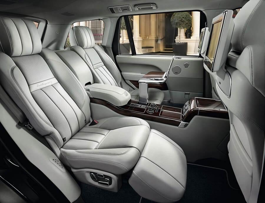 Range Rover SVAutobiography luxury car seats
