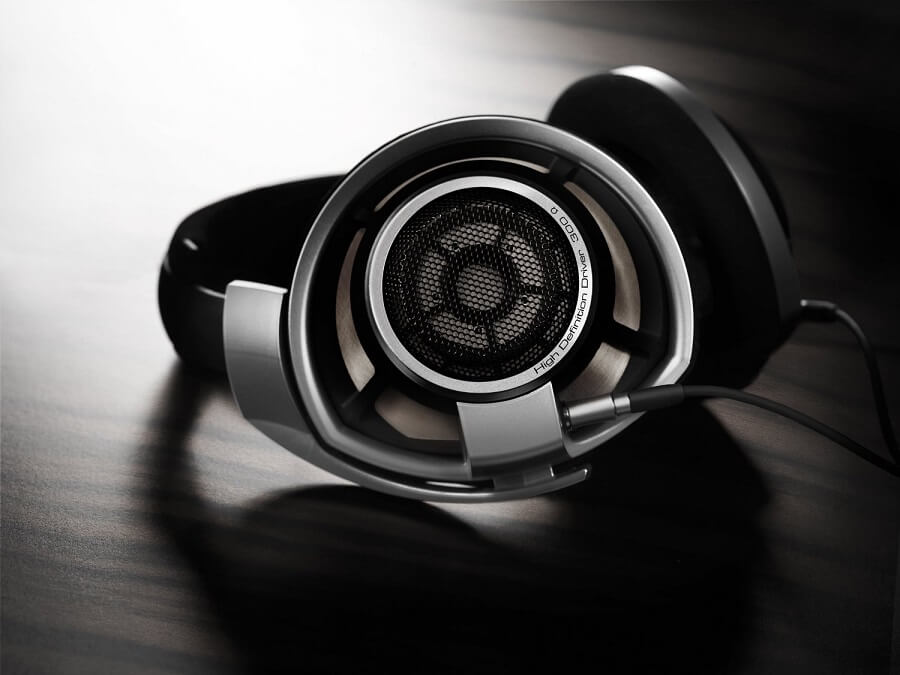 Sennheiser luxury headphones