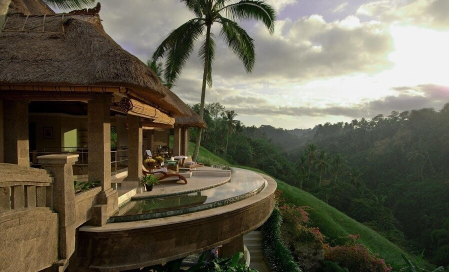 Viceroy Hotel in Bali luxury escapes