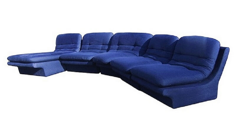 Vladimir Kagan Sectional Sofas luxury home theater