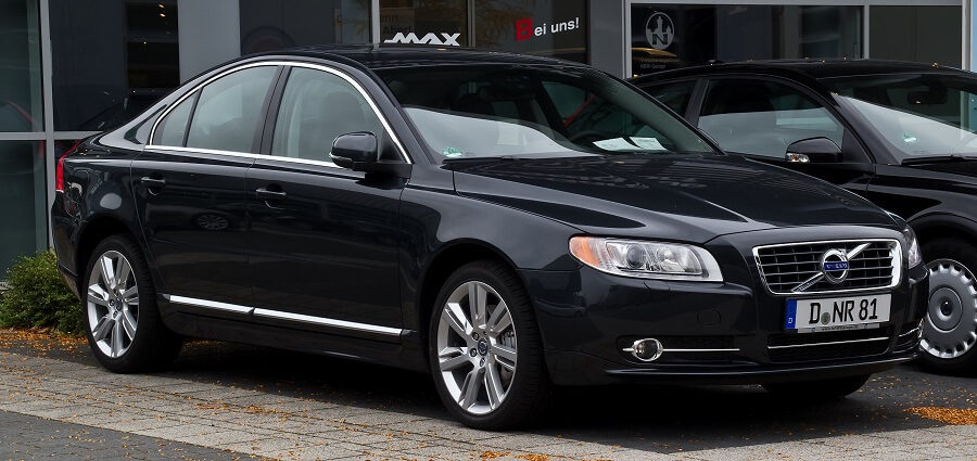 Volvo S80 affordable luxury cars