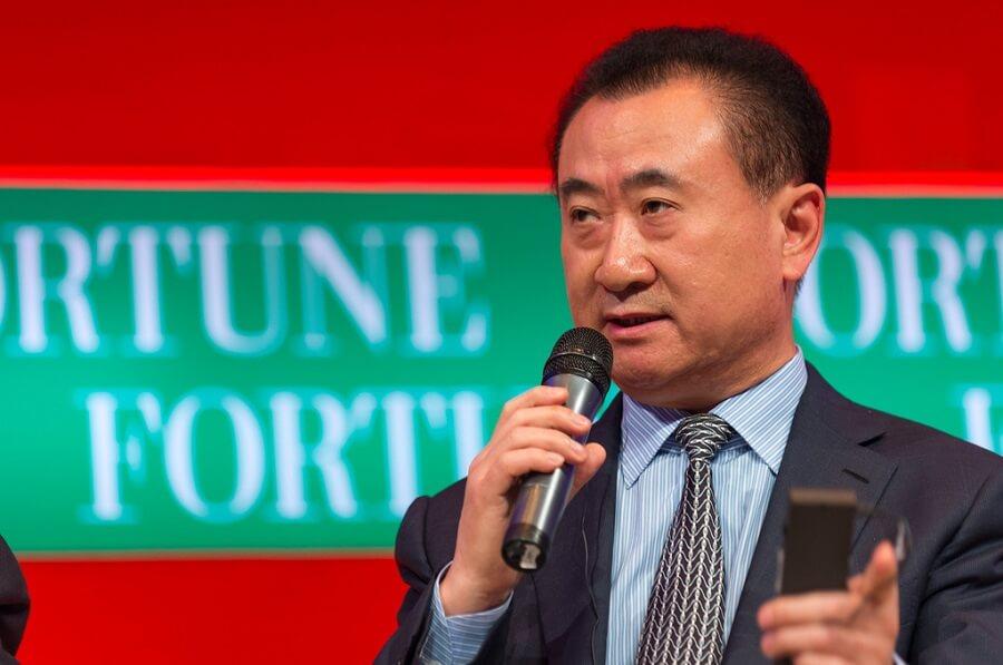 Wang Jianlin Luxury Condo Tower