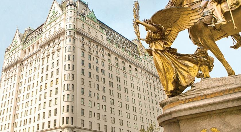The Plaza, New York City, NY