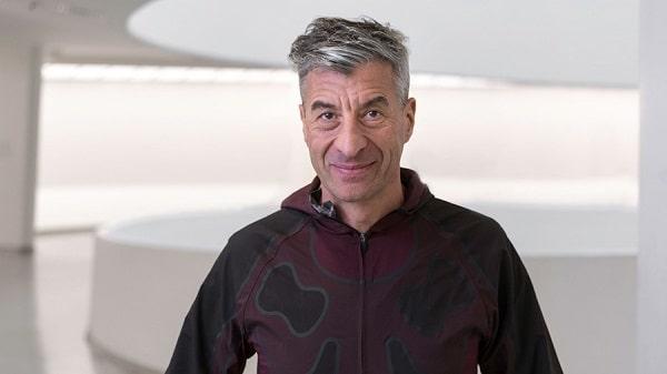 Italian artist Maurizio Cattelan