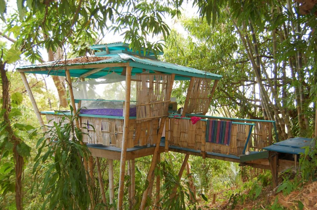 TROPICAL TREEHOUSE in Rincón, Puerto Rico