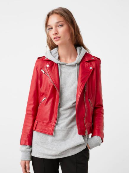 mango moto jacket