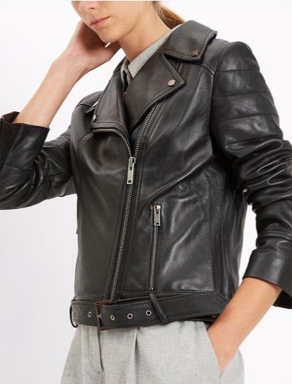 jaegar moto jacket