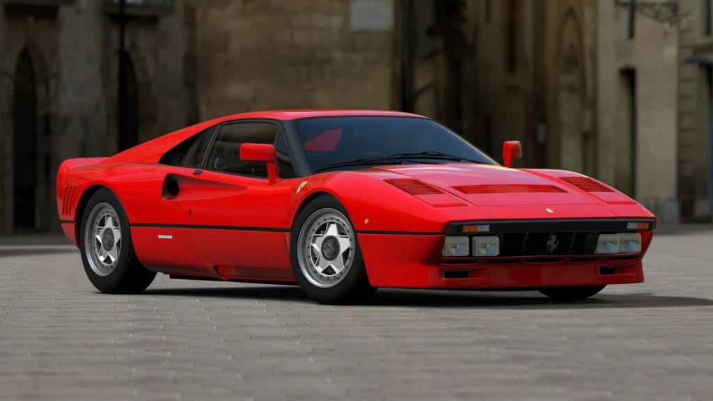 Ferrari 288 GTO 1984
