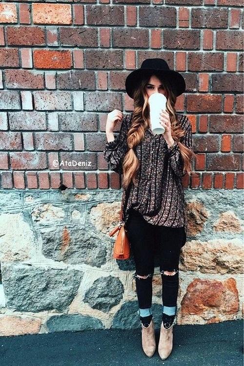 winter folk fashion