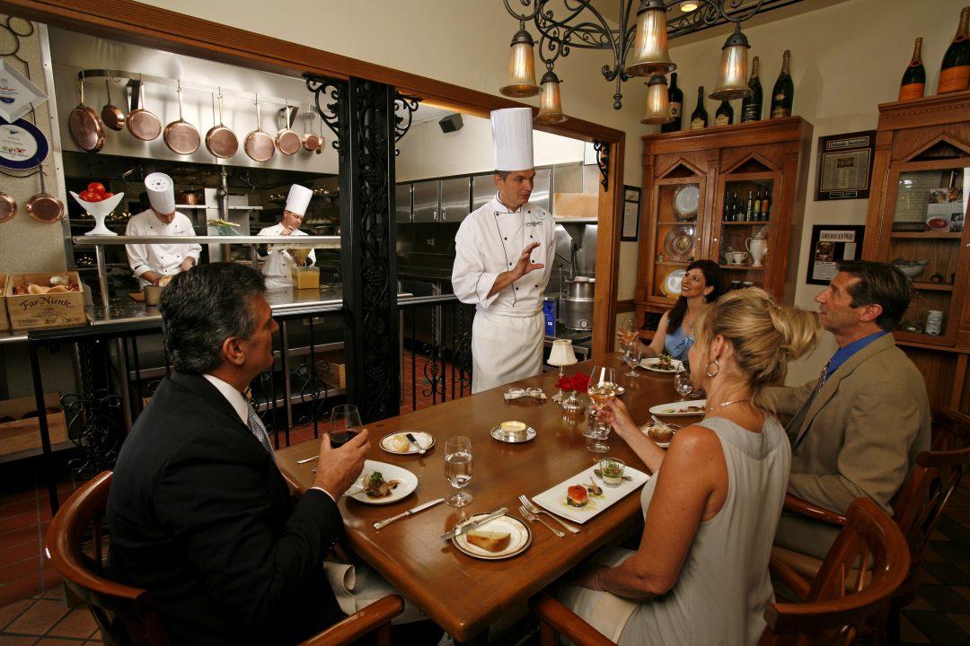 victoria & albert's restaurant