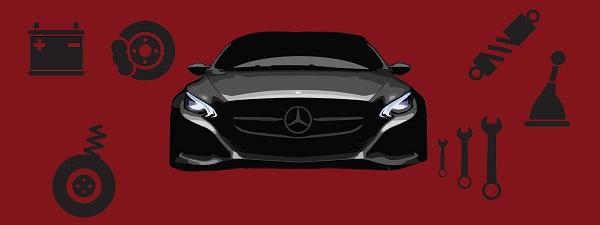 luxury auto parts