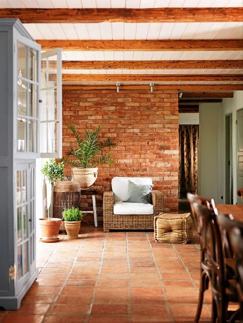 terracotta home design