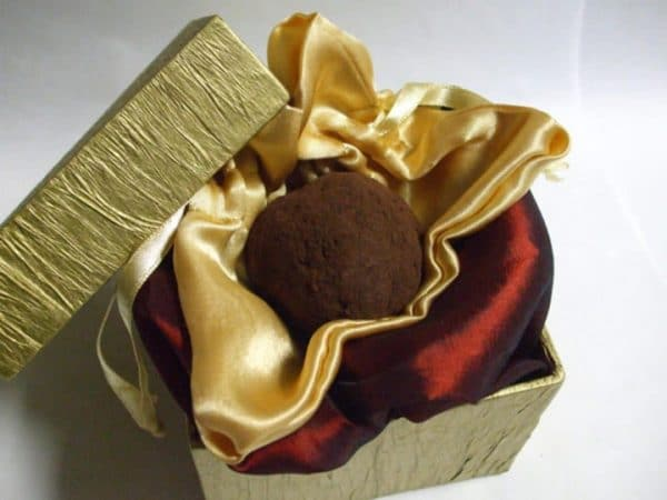 Chocolate in a box