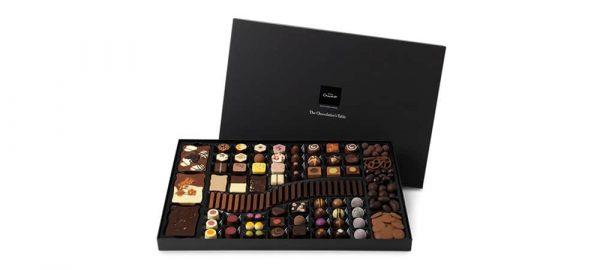 A big box of chocolates