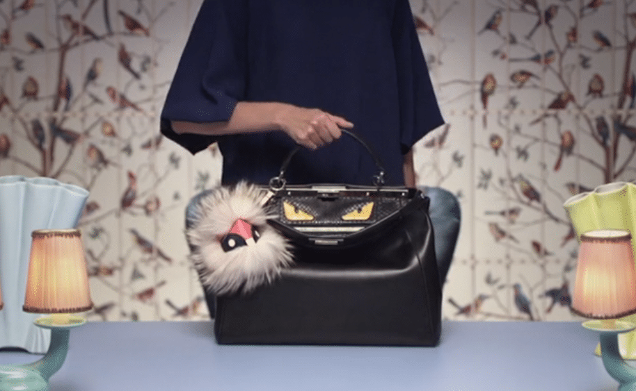 luxury fashion brands fendi new bags collection