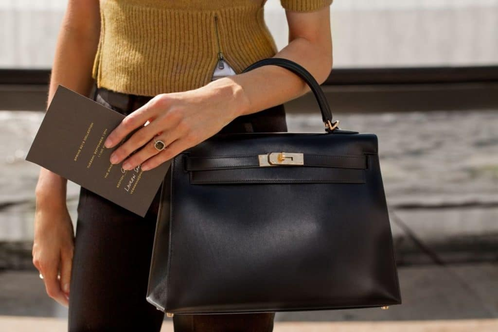 luxury fashion brands hermes kelly bag