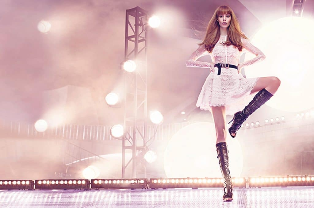 luxury fashion brands jimmy choo ballerina collection