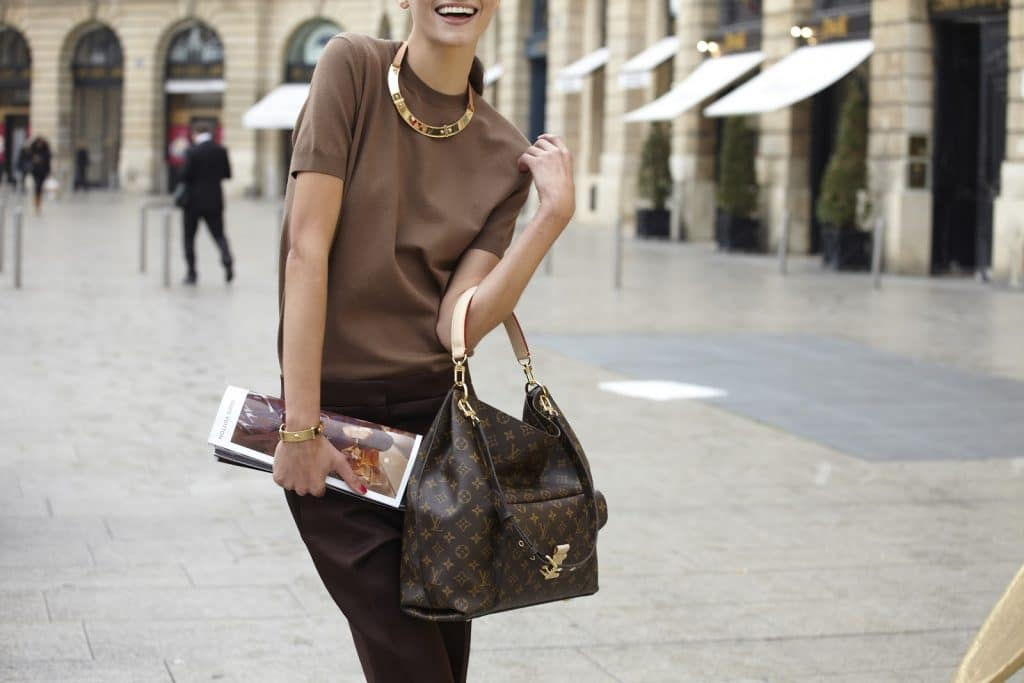 luxury fashion brands louis vuitton new hobo bag
