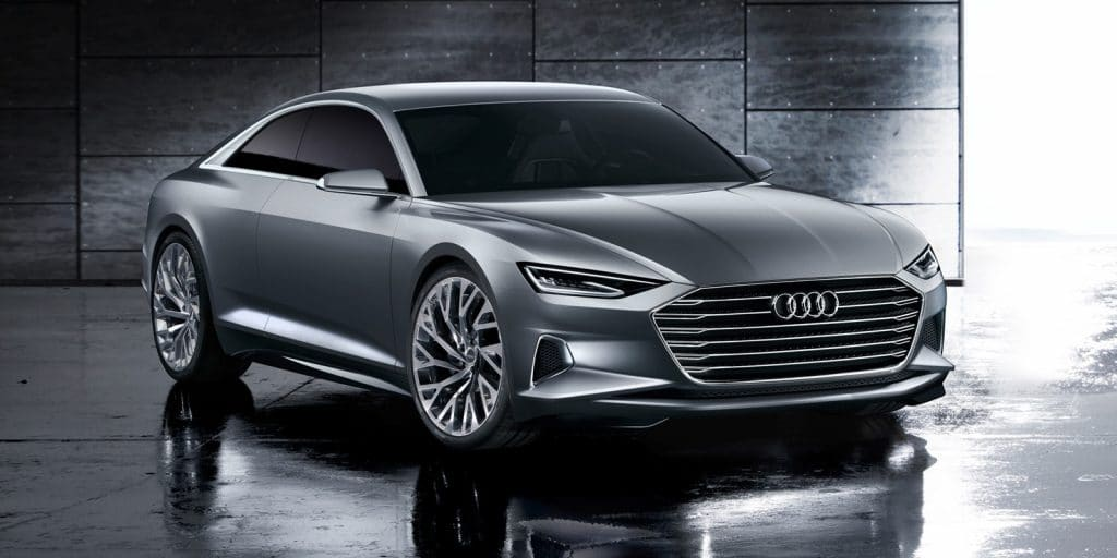 most reliable luxury cars Audi A7 2017