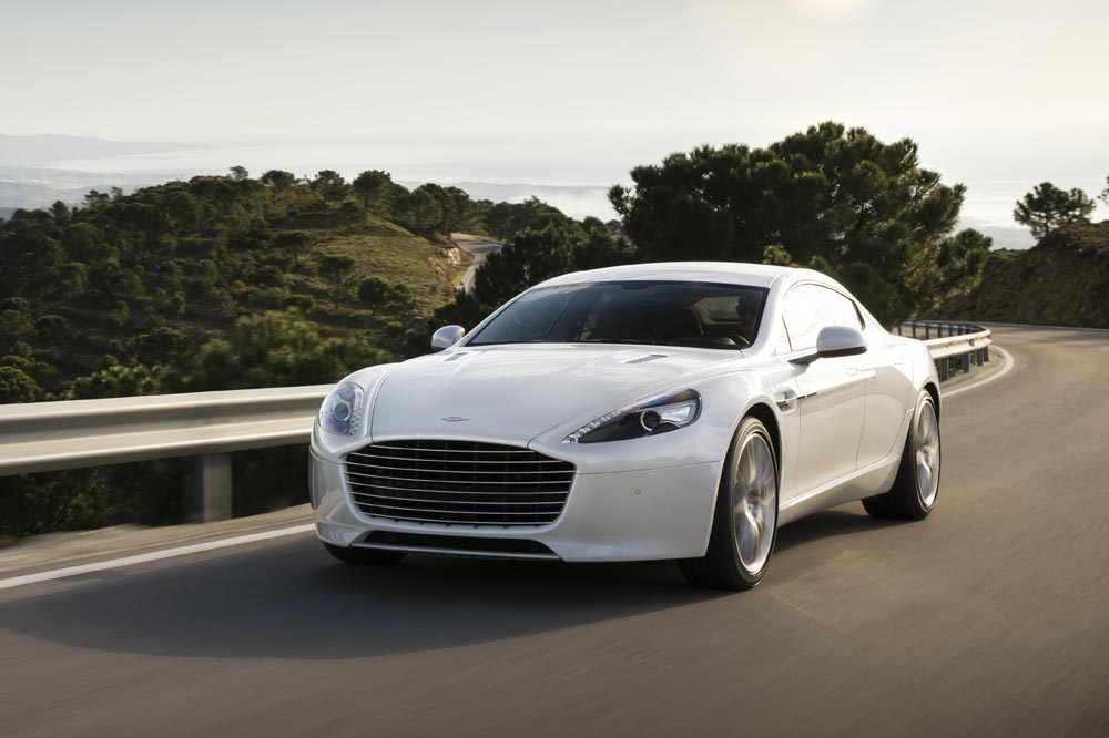 most reliable luxury cars aston martin rapide s model 2017