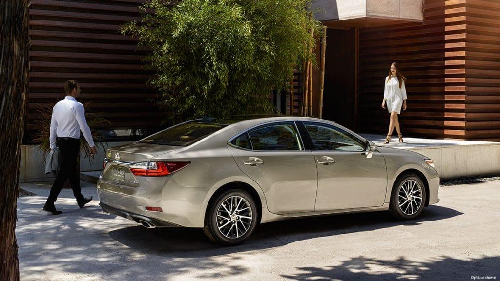 most reliable luxury cars lexus es 2017