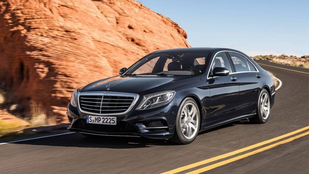 most reliable luxury cars mercedes benz s class 2017