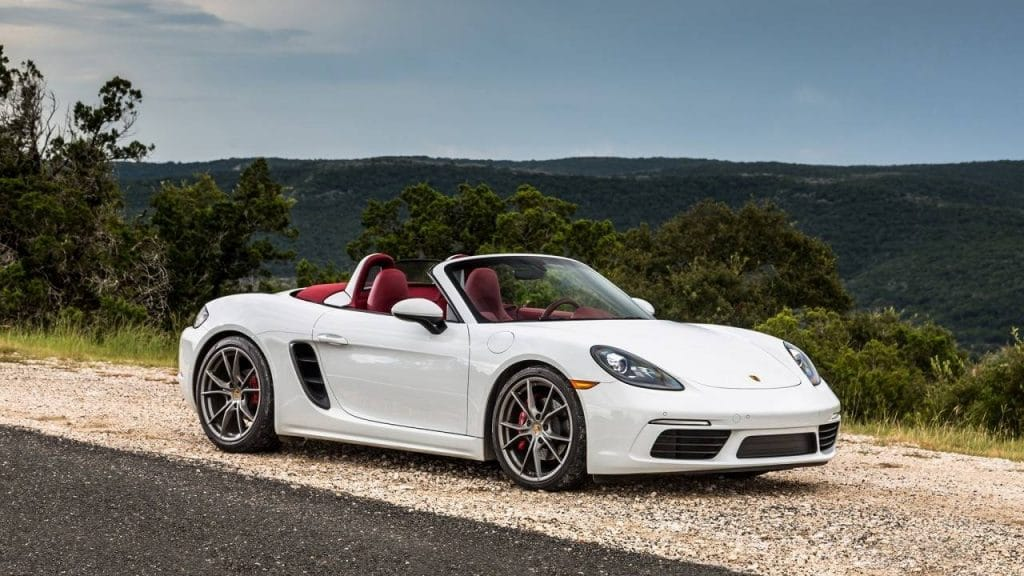most reliable luxury cars porsche boxster 2017