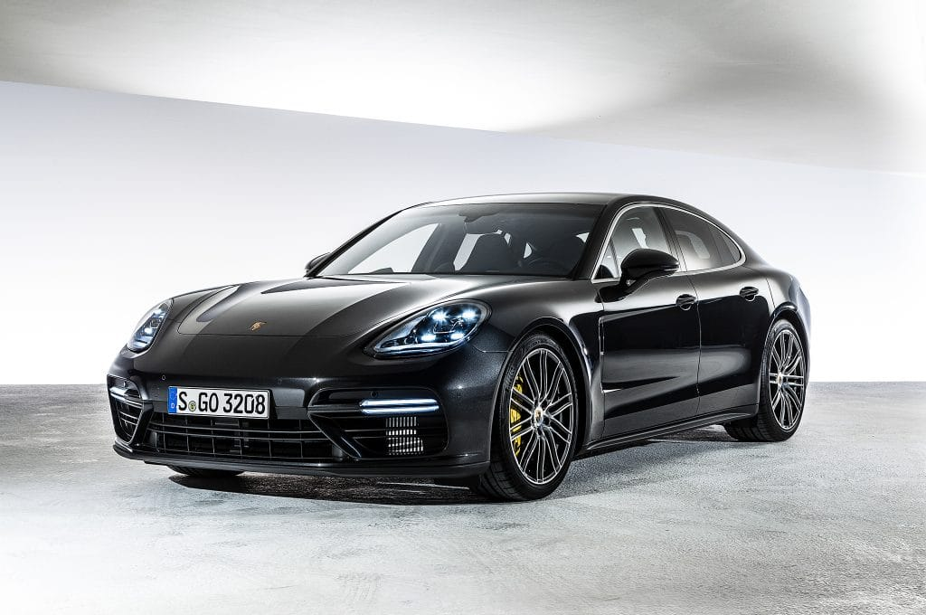 most reliable luxury cars porsche panamera 2017