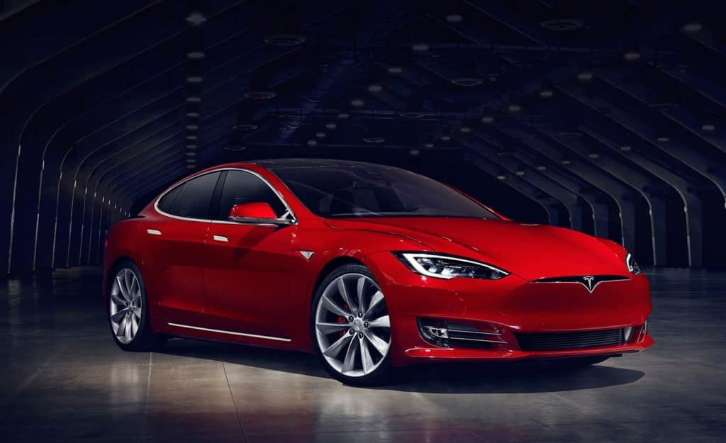 most reliable luxury cars tesla model S 2017