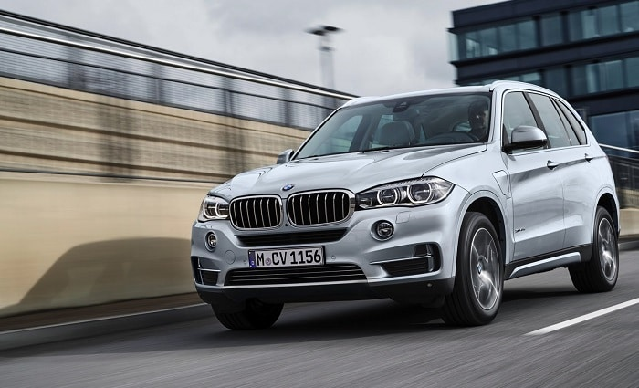 most expensive electric cars X5 xDrive40e BMW