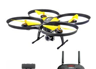 Altair 818 Hornet Drone, Altair 818 Hornet Drone review