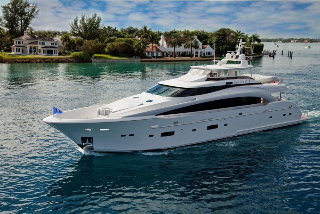 The RP110 megayacht via Yacht World