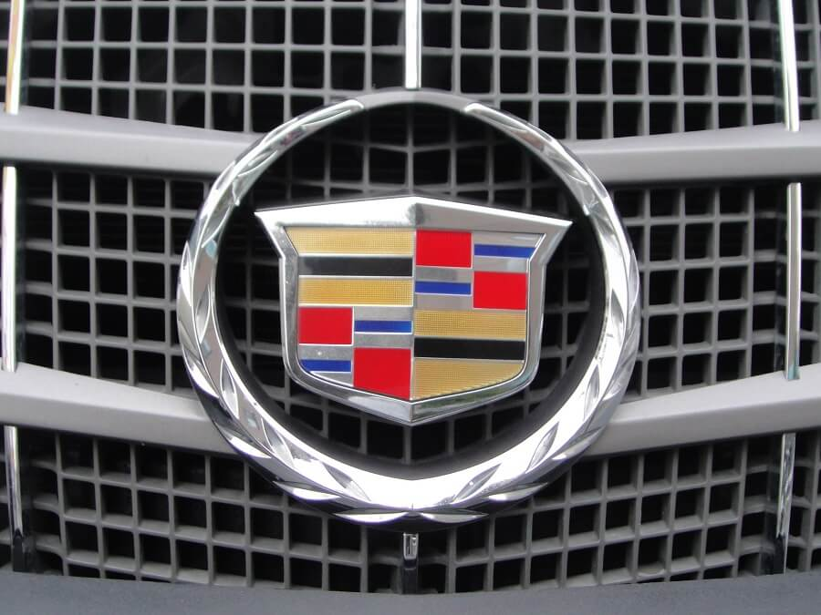 Cadillac Emblem Cadillac Escala concept
