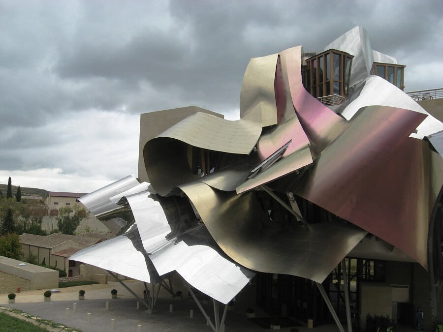 Hotel Marques de Riscal Luxury Collection Resorts