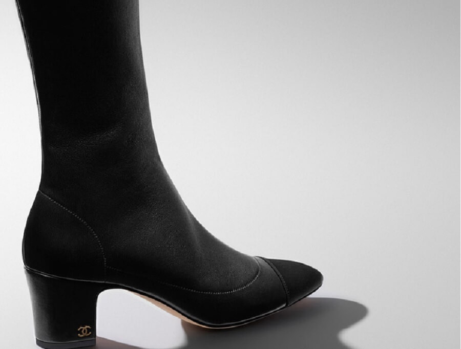 Chanel Boots luxury leather goods