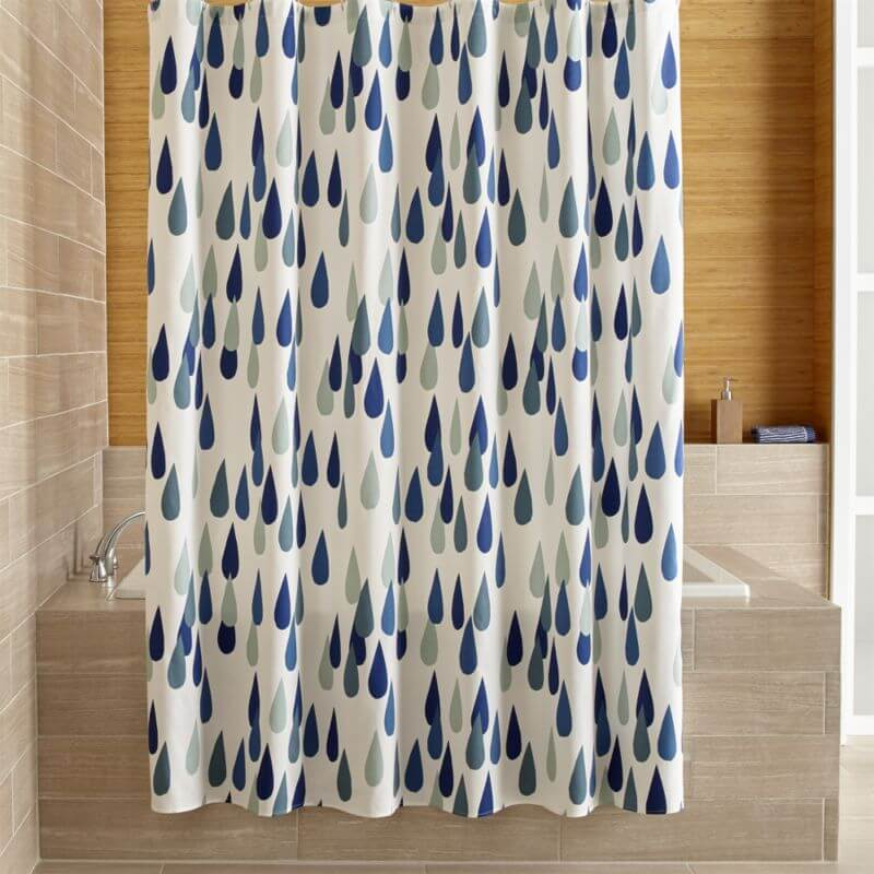 5 Luxury Shower Curtains Ideas to Redesign Your Baths