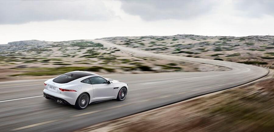Jaguar F-Type best luxury sports car