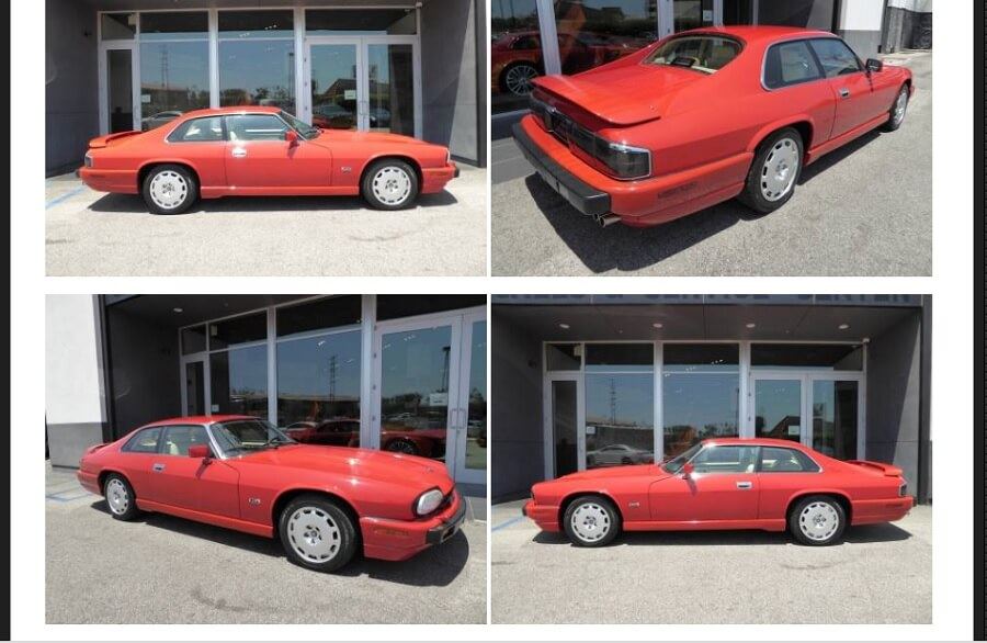 Red Jaguar Calabasas Luxury Motorcars